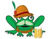 Celebrate Frog-tober Fest!